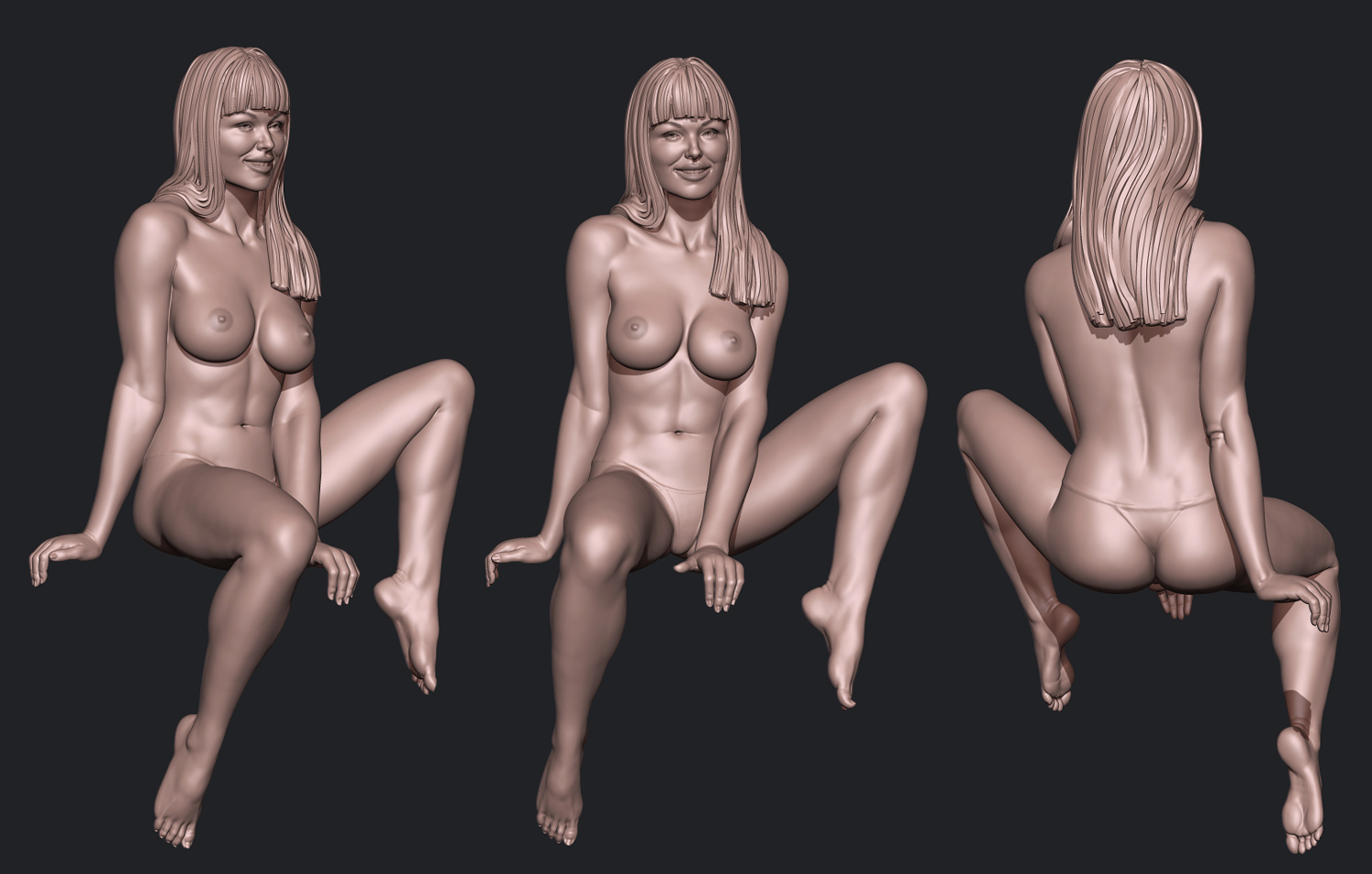 Daz 3d female models nude pron pictures